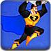 超人拯救飞机